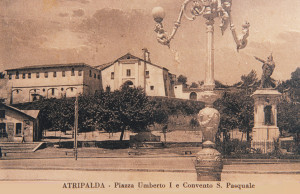 Foto Convento Atripalda San Pasquale visto da Piazza Umberto