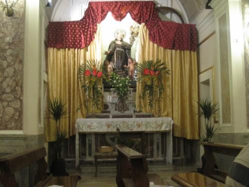 Statua San Pasquale Baylon